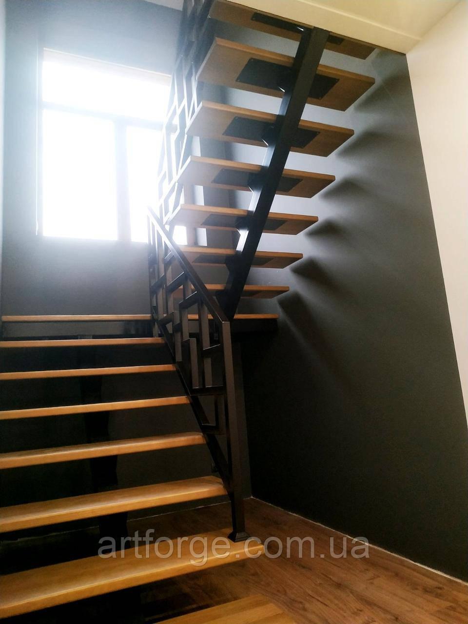 "Лестница в квартиру. Лестница для дома. Современная лестница в стиле ""Лофт"""