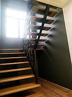 """Лестница в квартиру. Лестница для дома. Современная лестница в стиле """"Лофт"""", фото 1"""