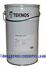 Антисептик TEKNOL AQUA 1410 Текнос на водной основе - для защиты древесины от синевы, плесени и гнили.