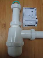 Сифон для умывальника диаметр 32 мм (Италия), фото 1