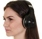 Беспроводные bluetooth наушники Bluedio HT с микрофоном. Bluetooth стерео гарнитура Bluedio HT, фото 3