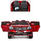 Детский электромобиль Mercedes Benz M 3565(MP4)EBLRS-3 красный, фото 4