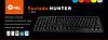 Клавиатура проводная JK-8831 English+ Russien PS2