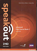 Speakout Advanced 2nd Edition Flexi Coursebook 2 Pack