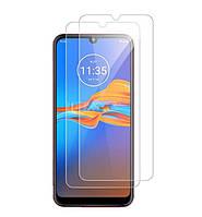 Защитное стекло Glass для Motorola Moto E6 Plus