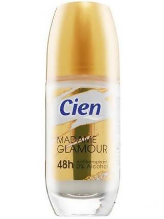 Кульковий дезодорант Cien Madame Glamour 50 мл., фото 2