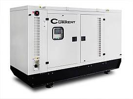 Трёхфазный дизельный генератор Current CR-110 (88 кВт) + подогрев и автоматический запуск
