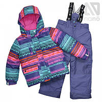 Зимний термокомплект NANO 276 Phlox Pink. Размер  3Х и 6 -10.
