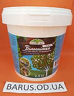 Белоснежка смесь для побелки и покраски с медным купоросом 1,5 кг