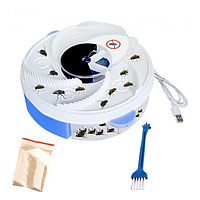 Ловушка для насекомых USB Electric Fly Trap MOSQUITOES, фото 1