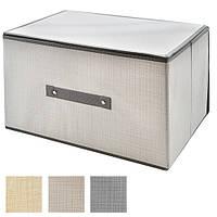 Ящик ПВХ для хранения вещей 60*30*40см R29655 , Bambi