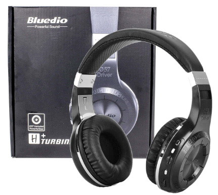 Беспроводные bluetooth наушники Bluedio H+