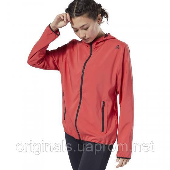 Жіноча вітровка Reebok Woven Jacket EJ9427