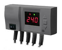 Комплект автоматики Таl Elektronik CS-20T для твердотопливных котлов