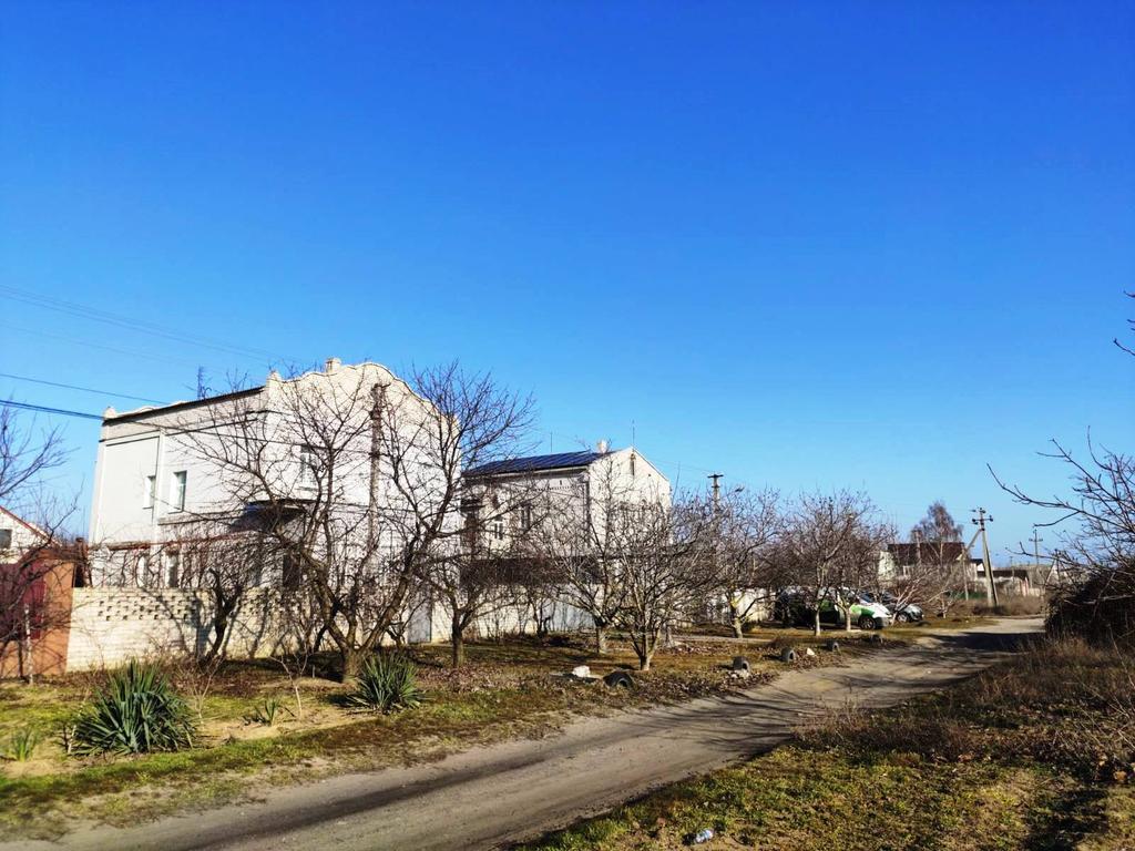"""Каховка сонячна електростанція під """"зелений"""" тариф потужністю 9,9 кВт Leapton + Huawei Херсонська область"""