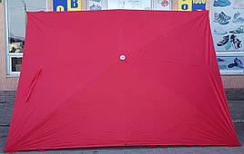 Зонт садовый торговый  Sansan umbrella 028  3м х 4м