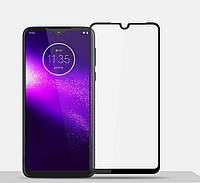 Захисне скло з рамкою для Motorola One Macro