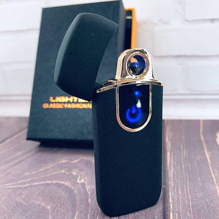 Запальничка спіральна Zgp 20 Чорна, фото 2