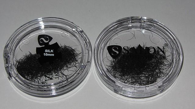 Вії поштучні Салон Silk 14 мм
