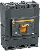 Автоматический выключатель ВА88-40 3р 630А ИЭК