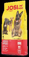 JosiDog Agilo Sport (26/16) для спортивних собак, 18 кг