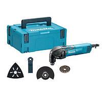 Многофункциональный инструмент 320 Вт, 6.000 - 20.000 мин-1 Makita TM3000CX1J