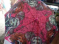 Зонт детский атлас мультики, фото 1