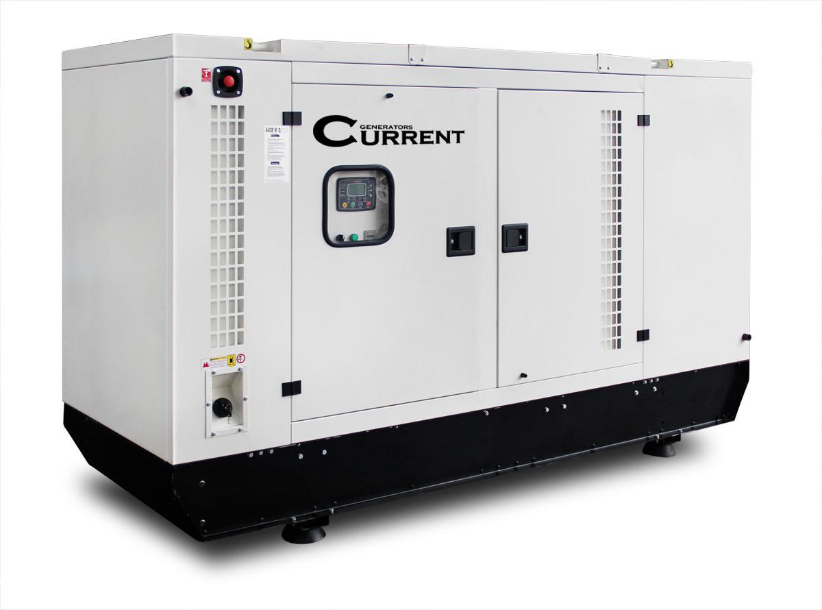 Дизельный генератор Current CR-150 (108 кВт) + подогрев и автоматический запуск