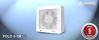 Вентилятор бытовой  DOSPEL POLO 6  OK. 150 мм S(оконный)