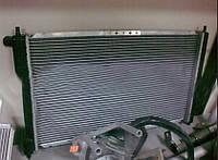 LANOS ЛАНОС  Радиатор охлаждения с кондиционером Ланос SAMSUNG Корея