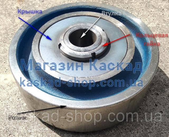 Комплектуюшие ролика бетоносмесителя