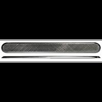 Тактильна смуга із сталі 35х290