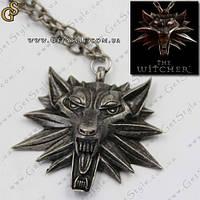 """Медальон ведьмака Геральта - """"The Witcher"""""""