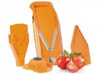 Borner Бернер  овощерезка Prima plus (Германия) с плододержателем + Бокс в Подарок оранжевая Оригинал 100%!