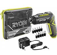 Отвёртка аккумуляторная Ryobi R4SDP-L13T