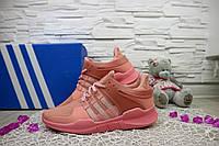 Женские кроссовки текстильные летние розовые Classica G 3031 -2