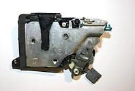 LANOS ЛАНОС Замок - механизм двери передний левый Ланос GM Корея (ориг) 96305415