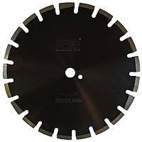 Алмазный диск по асфальту Kona Flex 350 х 3,2 х 10 х 25,4 Segmented Asphalt