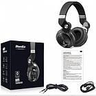 Беспроводные bluetooth наушники Bluedio T2 Plus с микрофоном+MP3+FM. Bluetooth стерео-гарнитура Bluedio T2+, фото 10
