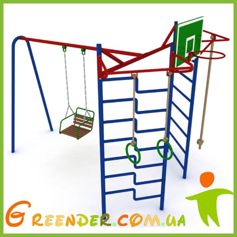 Металлические детские спортивные комплексы Юноша