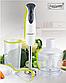 Ручной многофункциональный погружной блендер MAESTRO MR-562 3 в 1 | кухонный измельчитель Маэстро, Маестро, фото 4