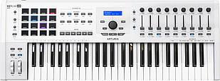 Міді-клавіатура Arturia KeyLab MkII 49 White