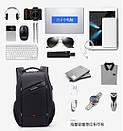 Рюкзак Fashion style кодовый антивор, фото 7