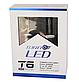 Светодиодные LED лампы T6 H4 для автомобиля | автолампы TurboLed 6000K/8000Lm | автомобильные лед лампы, фото 3