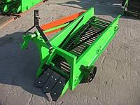 Картофелевыкапыватель ДТЗ 1 (транспортерный, эксцентрик, без карданного вала)