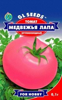Семена томат Медвежья лапа H=1,5-2м, плоды 400-1200г.