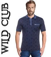 Мужские поло Wild Club