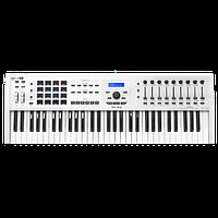 Міді-клавіатура Arturia KeyLab MkII 61 White