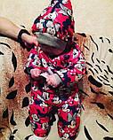 Купить детский осенне-весенний комбинезон трансформер, фото 5