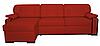 Кутовий Диван Лексус 278*159см дельфін, фото 3